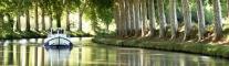 Canal du Midi - Hérault, le Languedoc © Olivier Maynard
