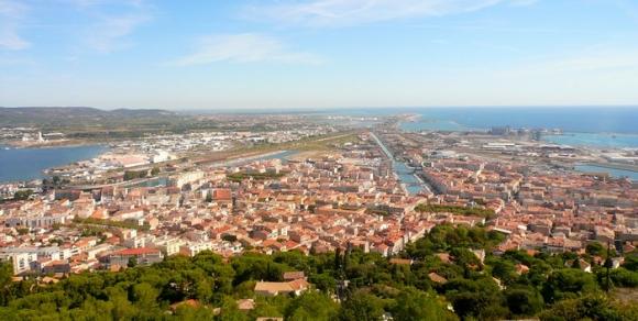 Sète - Hérault, le Languedoc © S. Lucchese - Hérault Tourisme